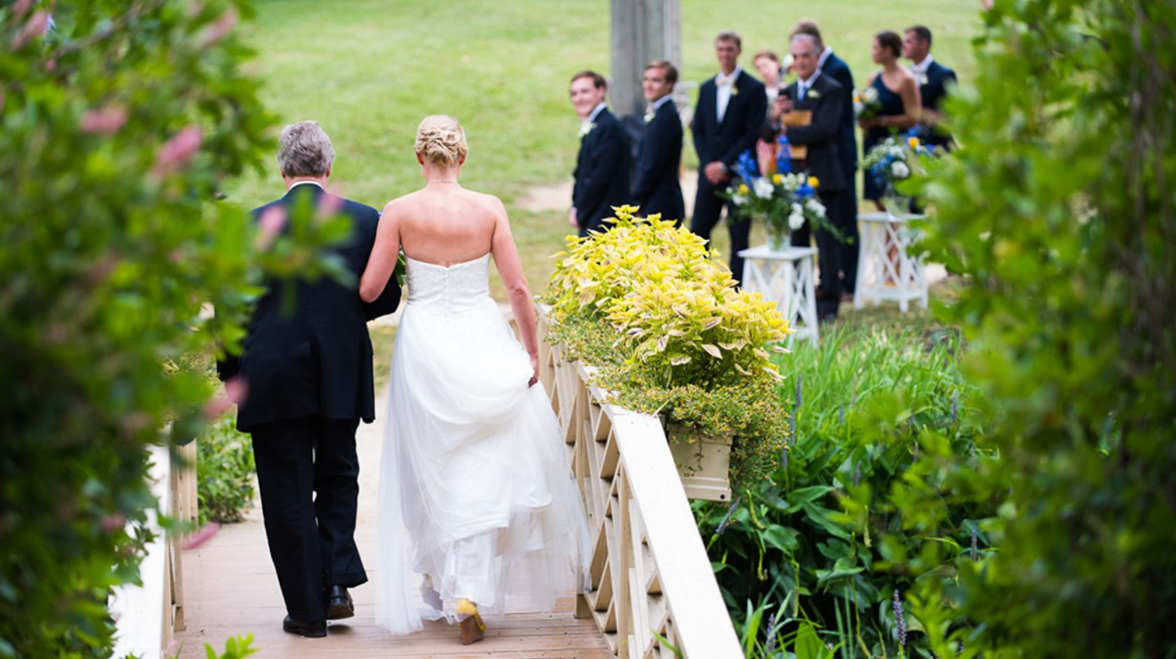 Weddings at Boar's Head Resort